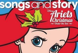 دانلود موسیقی متن کودکان Ariel's Christmas Under the Sea