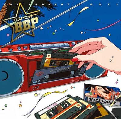 دانلود موسیقی متن انیمه Space Dandy 1-2