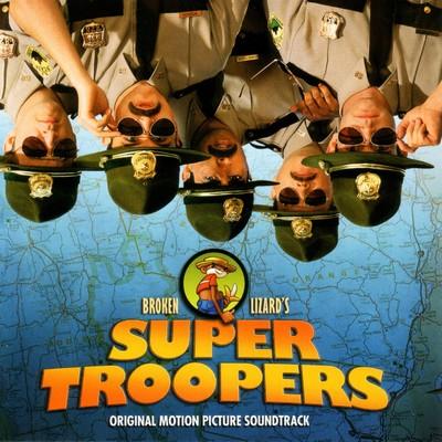 دانلود موسیقی متن فیلم Super Troopers