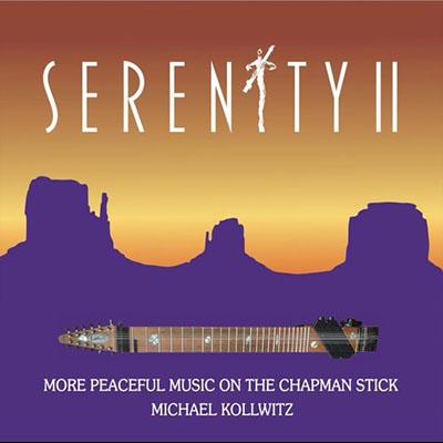 دانلود آلبوم موسیقی Serenity II توسط Michael Kollwitz