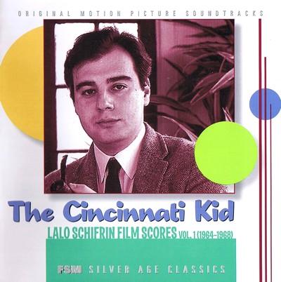 دانلود موسیقی متن فیلم The Cincinnati Kid