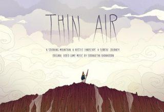 دانلود موسیقی متن بازی Thin air