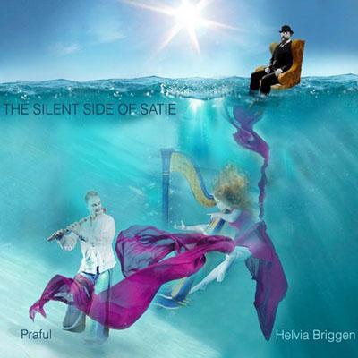 دانلود آلبوم موسیقی The Silent Side of Satie توسط Praful & Helvia Briggen