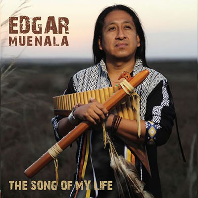 دانلود آلبوم موسیقی The Song of My Life توسط Edgar Muenala