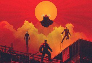 Avengers: Infinity War 2018 Wallpaper