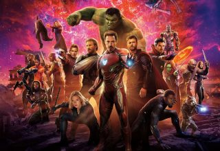 Avengers: Infinity War 2018 4k Wallpaper
