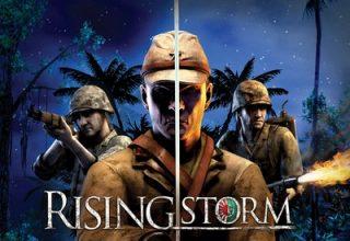 دانلود موسیقی متن بازی Rising Storm – توسط Chris Rickwood, Lennie Moore
