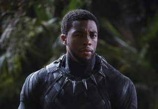 Chadwick Boseman Black Panther 4k Wallpaper
