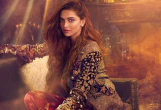 Deepika Padukone For Vogue India Wallpaper