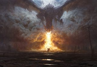 Dragon Breath Wallpaper
