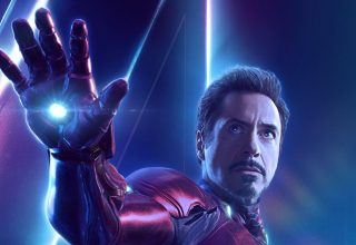 Iron Man in Avengers: Infinity War New Poster Wallpaper