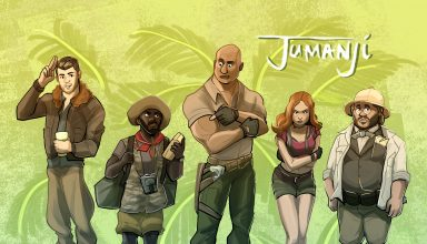 Jumanji: Welcome to The Jungle 4k Artwork Wallpaper
