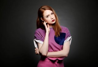 Karen Gillan Latest 2018 Wallpaper