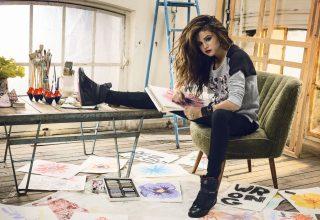 Selena Gomez Adidas 4k Wallpaper