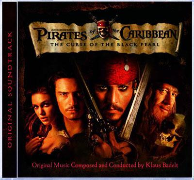 دانلود موسیقی متن فیلم Pirates of the Caribbean: The Curse of the Black Pearl – توسط Klaus Badelt