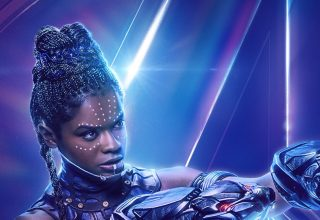 Shuri in Avengers: Infinity War New Poster Wallpaper