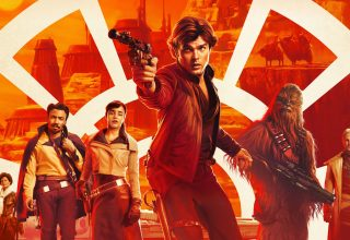 Solo: A Star Wars Story Poster Wallpaper