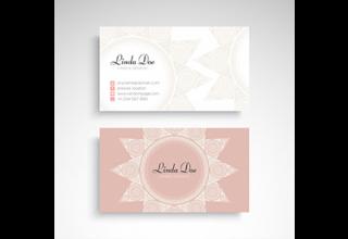 دانلود وکتور Business Card