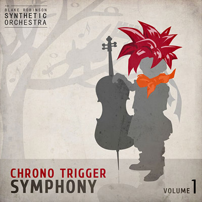 انلود آلبوم موسیقی Chrono Trigger Symphony, Vol