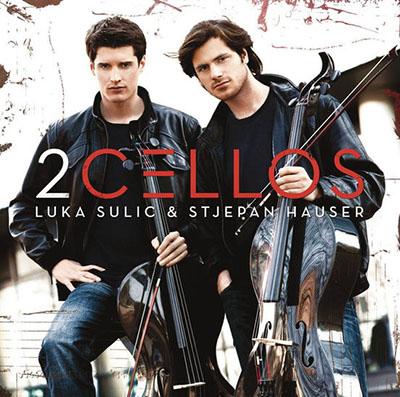 دانلود آلبوم موسیقی 2CELLOS توسط 2CELLOS