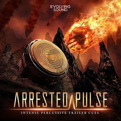 دانلود آلبوم موسیقی Arrested Pulse توسط Evolving Sound
