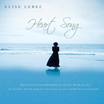 دانلود آلبوم موسیقی Heart Song توسط Elise Lebec