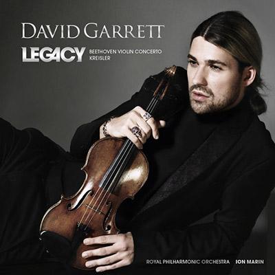 دانلود آلبوم موسیقی Legacy توسط David Garrett
