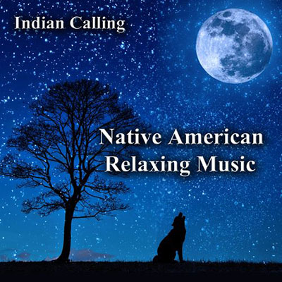 دانلود آلبوم موسیقی Native American Relaxing Music توسط Indian Calling