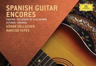 دانلود آلبوم موسیقی Spanish Guitar Encores توسط Göran Söllscher, Narciso Yepes