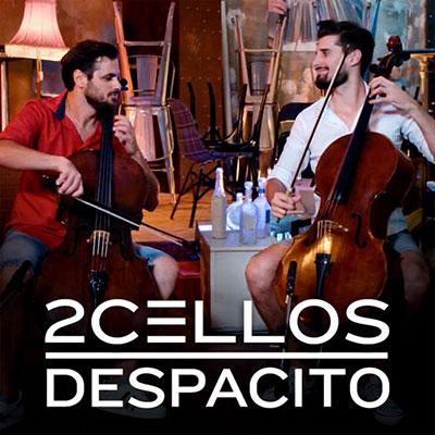 دانلود قطعه موسیقی Despacito توسط 2CELLOS