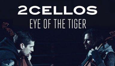 دانلود قطعه موسیقی Eye of the Tiger توسط 2CELLOS