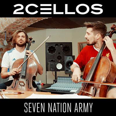 دانلود قطعه موسیقی Seven Nation Army توسط 2CELLOS