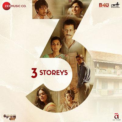 دانلود موسیقی متن فیلم 3 Storeys – توسط Clinton Cerejo, Amjad Nadeem