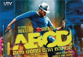 دانلود موسیقی متن فیلم ABCD - Any Body Can Dance – توسط Sachin-Jigar