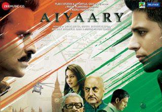 دانلود موسیقی متن فیلم Aiyaary – توسط Rochak Kohli, Ankit Tiwari
