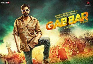 دانلود موسیقی متن فیلم Gabbar Is Back – توسط Chirantan Bhat, Yo Yo Honey Singh, Manj Musik