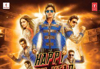 دانلود موسیقی متن فیلم Happy New Year – توسط Vishal-Shekhar, Dr. Zeus, Manj Musik, John Stewart Eduri
