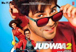 دانلود موسیقی متن فیلم Judwaa 2 – توسط Sandeep Shirodkar, Anu Malik, Sajid-Wajid, Meet Bros