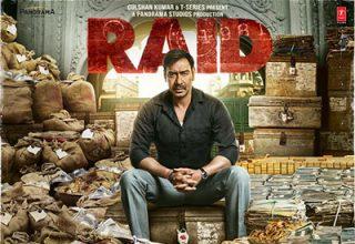 دانلود موسیقی متن فیلم Raid – توسط Tanishk Bagchi, Amit Trivedi