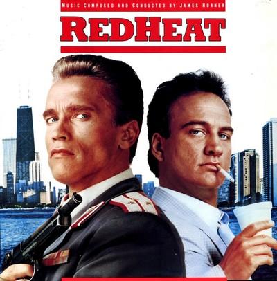Red Heat Soundtrack By James Horner