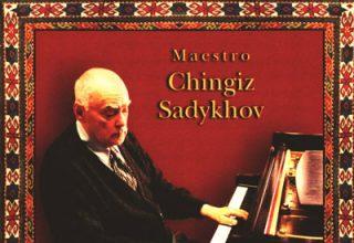 دانلود آلبوم موسیقی Piano Music of Azerbaijan توسط Chingiz Sadykhov