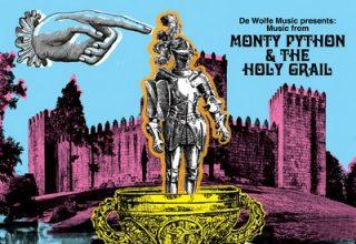 دانلود موسیقی متن فیلم Monty Python and the Holy Grail