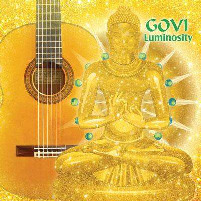 دانلود آلبوم موسیقی Luminosity توسط Govi