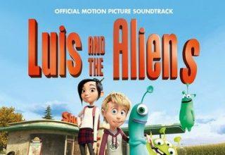 دانلود موسیقی متن فیلم Luis And The Aliens