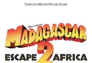 دانلود موسیقی متن فیلم Madagascar: Escape 2 Africa