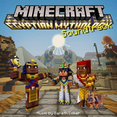 دانلود موسیقی متن بازی Minecraft Egyptian Mythology