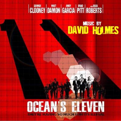 دانلود موسیقی متن فیلم Ocean's Eleven