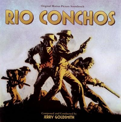 دانلود موسیقی متن فیلم Rio Conchos