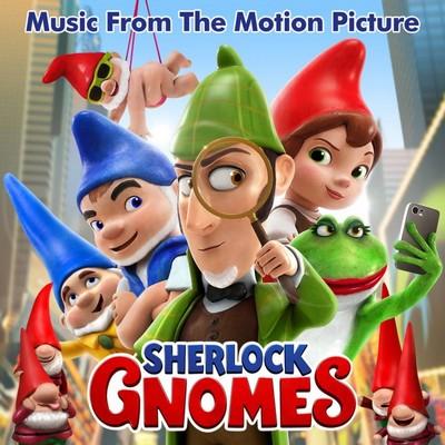 دانلود موسیقی متن فیلم Sherlock Gnomes