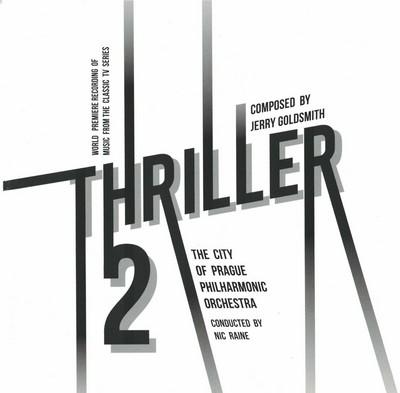 دانلود موسیقی متن سریال Thriller 2